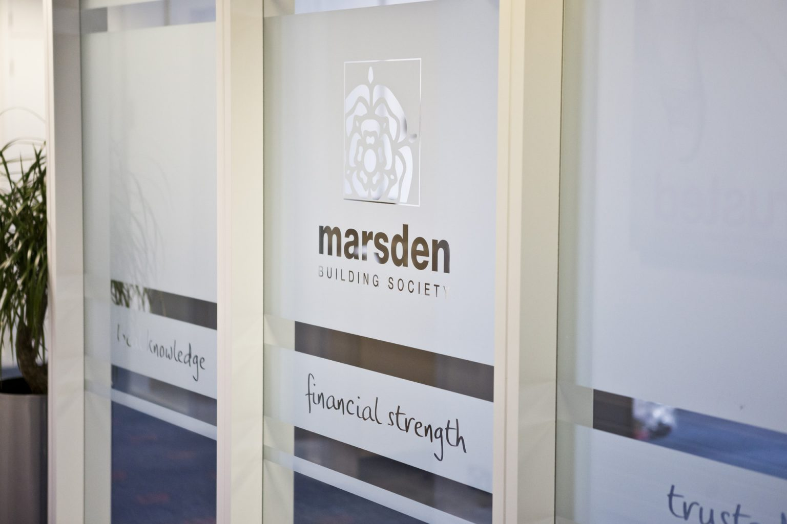 Marsden Building Society to pass on the Bank of England base rate increase to variable saving and mortgage holders