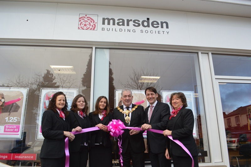 Marsden launches new Barrowford branch