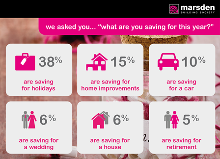 Your savings goals results