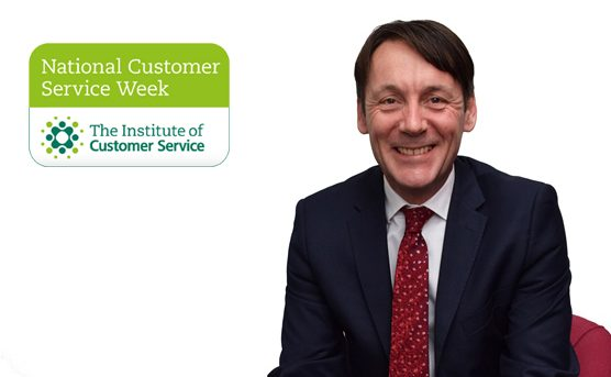 Rob Pheasey on the recipe for Customer Excellence
