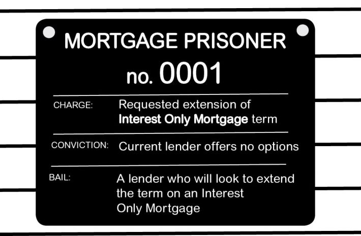 Your Interest Only Mortgage Prisoners