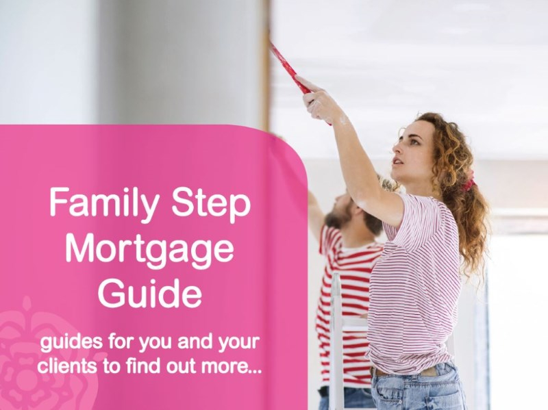 Family step guide for 100 first time buyer mortgages for First time home building guide