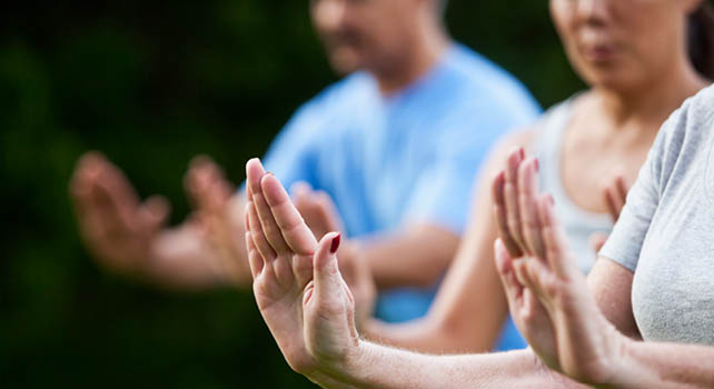 Plan for a healthy and happy future with Marsden Building Society and Lighthouse Tai Chi