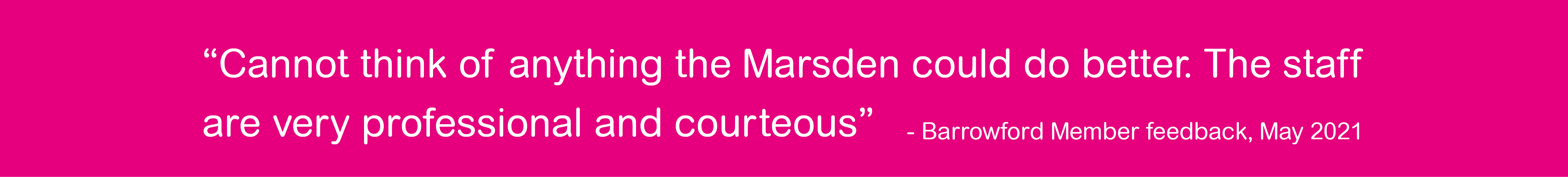 Barrowford branch review from a Marsden Building Society customer.